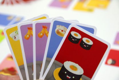 Sushi Go close up
