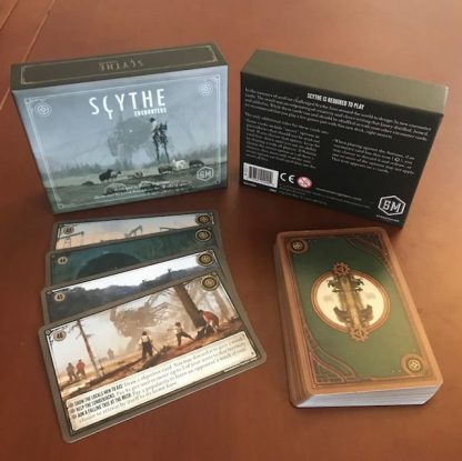 scythe encounters unbox